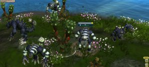 Screenshot zu Download von Spore