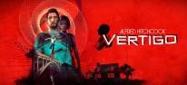 Alfred Hitchcock - Vertigo: Psychothriller zwischen Realität und Fantasie angekündigt