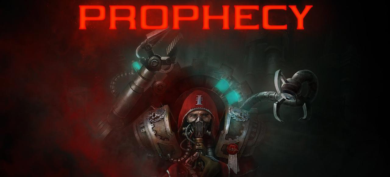 Warhammer 40.000: Inquisitor - Prophecy (Rollenspiel) von NeocoreGames / Games Workshop