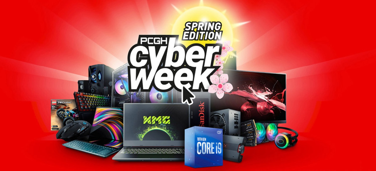 Computec Cyber Week (Events) von