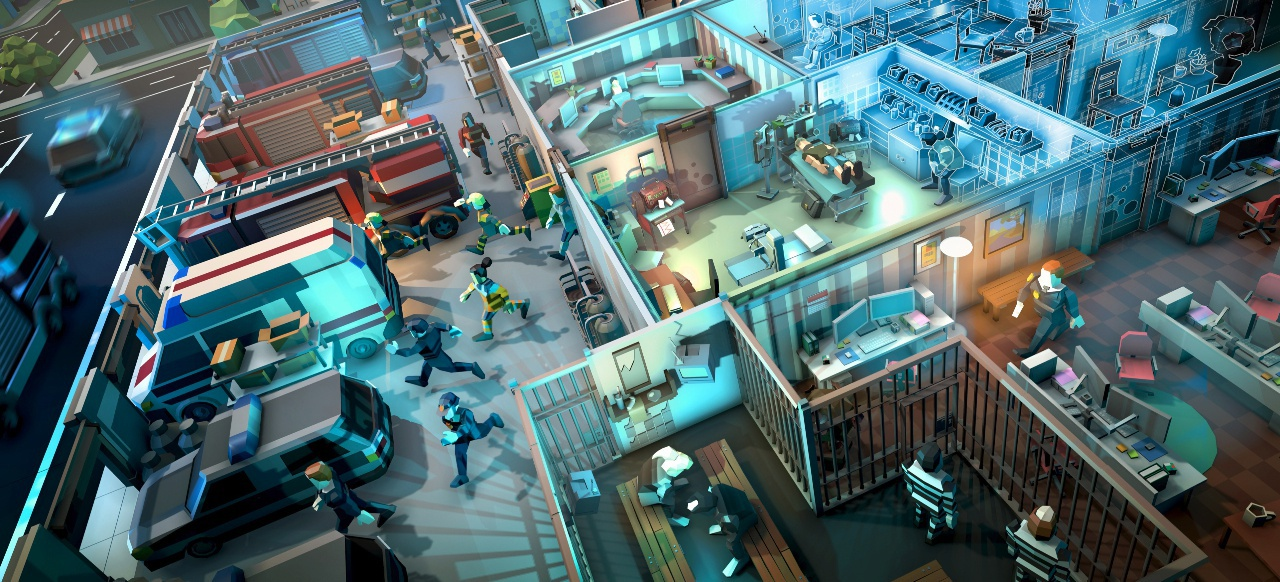 Rescue HQ - The Tycoon (Simulation) von Aerosoft GmbH