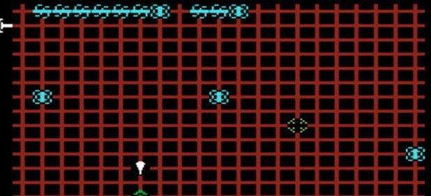 Gridrunner (Arcade-Action) von Llamasoft
