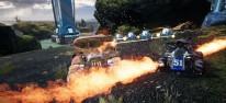 Switchblade: Early-Access-Start der MOBA-Fahrzeugkämpfe steht bevor