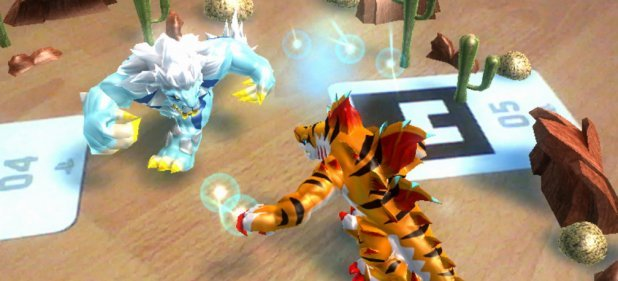 InviZimals: Das Bündnis (Action-Adventure) von Sony