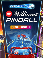 Alle Infos zu Williams Pinball: Volume 1 (Mac,PC,PlayStation4,PlayStation4Pro,Switch,XboxOne,XboxOneX)