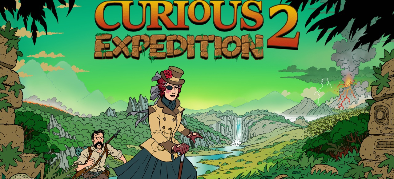 Curious Expedition 2 (Taktik & Strategie) von Thunderful