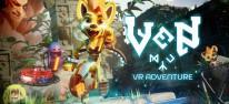 Ven VR Adventure: Bunter 3D-Plattformer erscheint kommende Woche für Oculus Quest