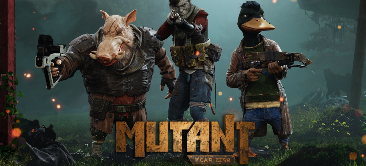 Mutant Year Zero: Road to Eden (Strategie) von Funcom