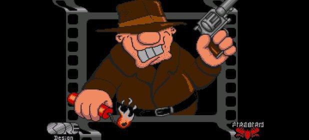 Rick Dangerous (Plattformer) von Microplay Software