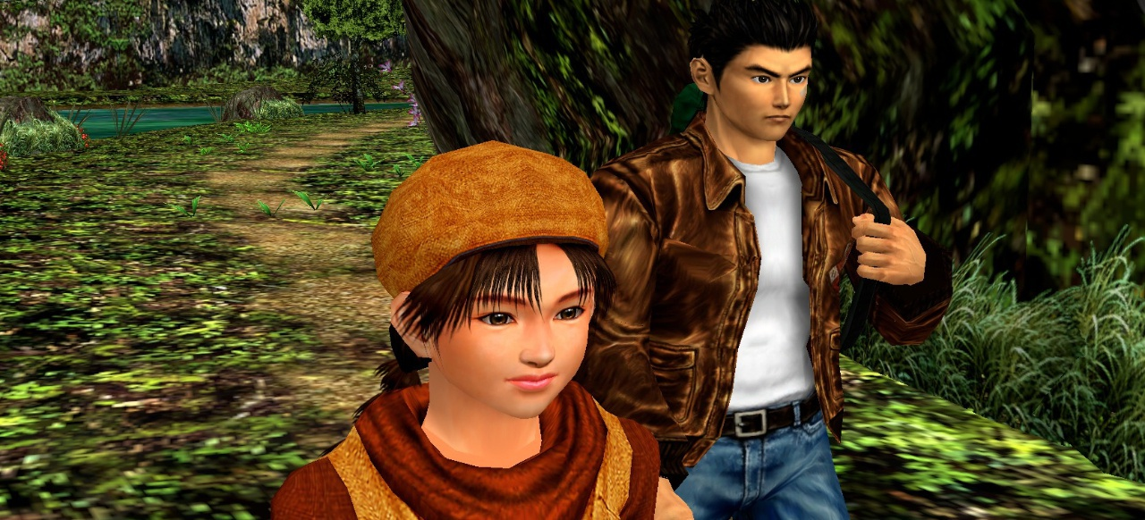 Shenmue I & II (Action) von SEGA Europe Ltd.