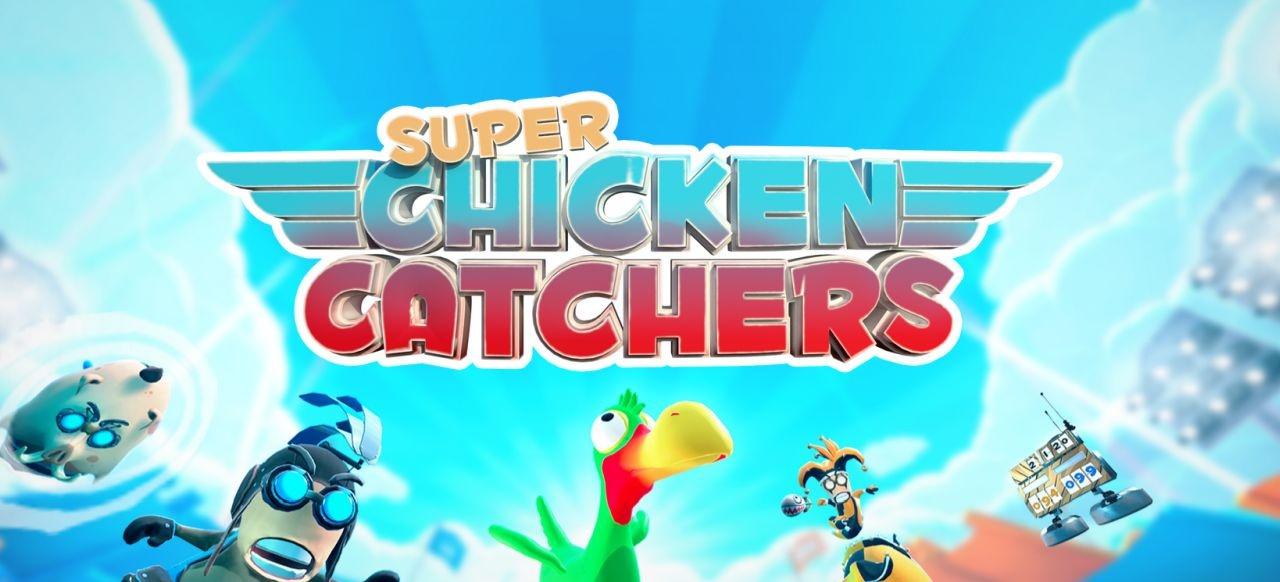Super Chicken Catchers (Arcade-Action) von White Smoke Games
