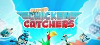 Super Chicken Catchers: Sportliche Party-Action flattert aus dem Early Access