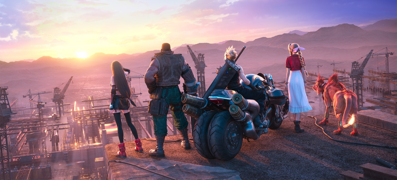 Neue Episode zu Final Fantasy 7 im Juni