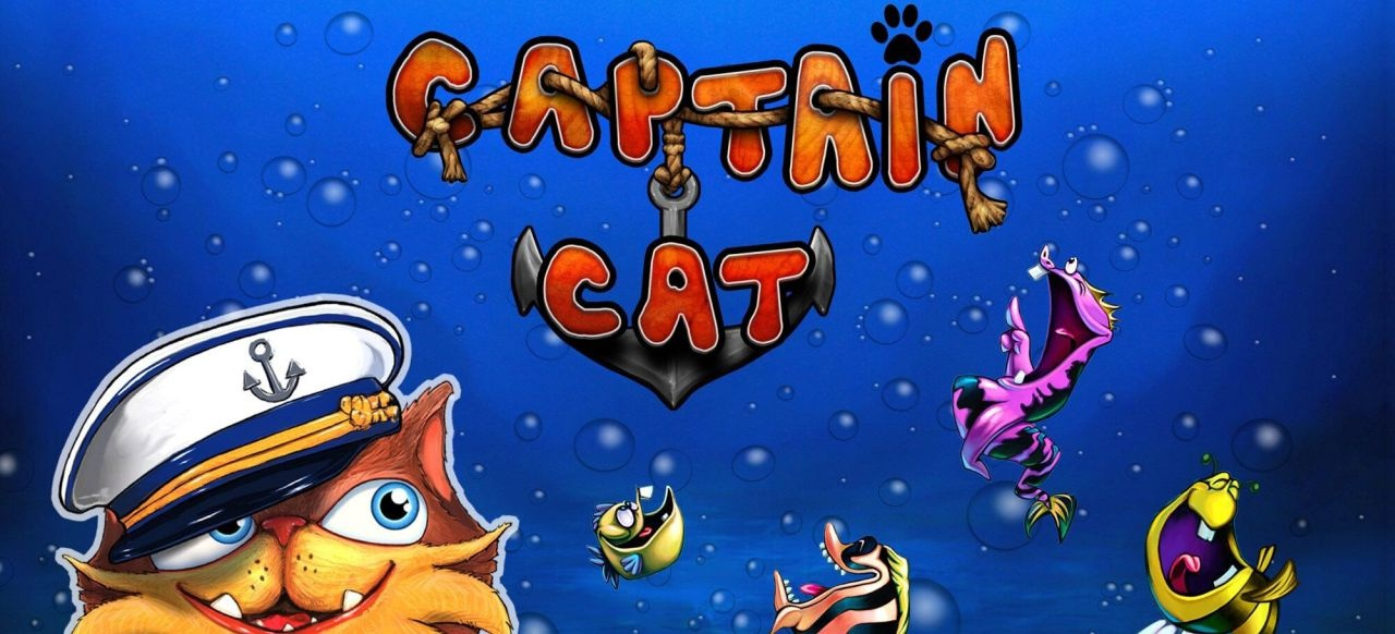Captain Cat (Adventure) von Digital Tentacle / Hidden Trap