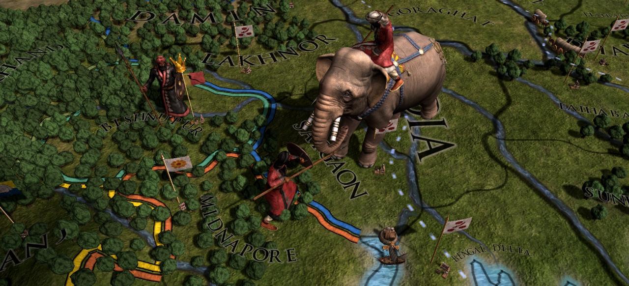Europa Universalis 4: Dharma (Taktik & Strategie) von Paradox Interactive