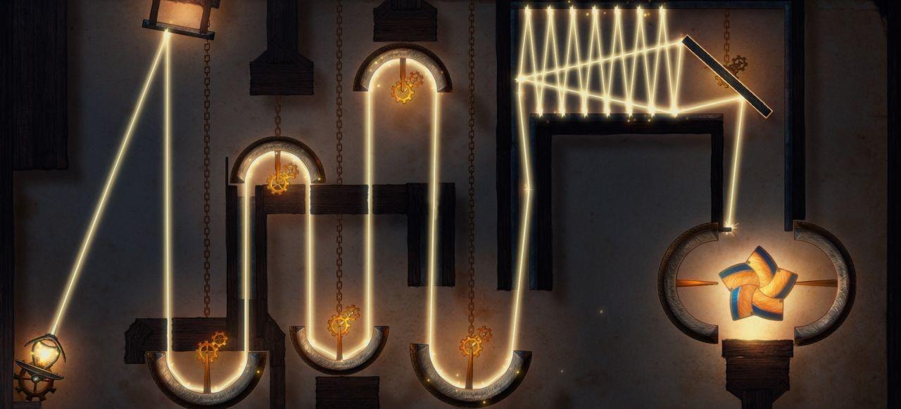 LIT: Bend the Light (Logik & Kreativität) von Copperglass
