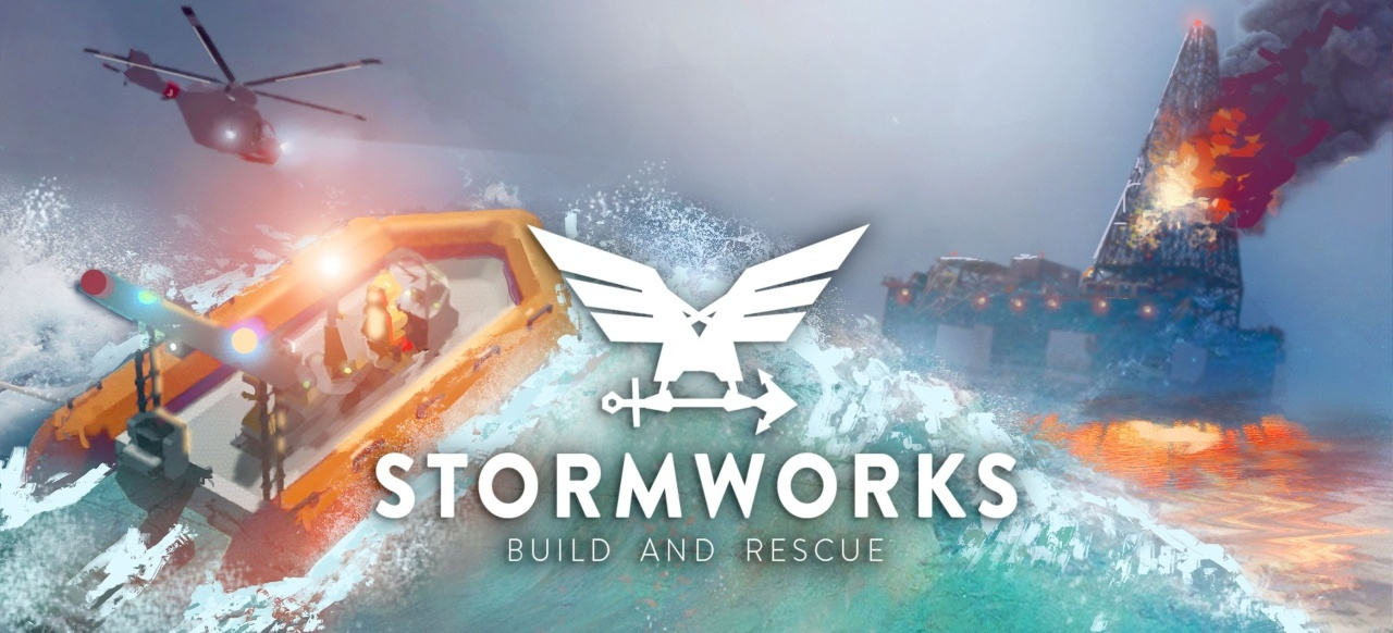 Stormworks: Build and Rescue (Simulation) von Sunfire Software