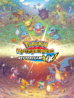 Alle Infos zu Pokémon Mystery Dungeon: Retterteam DX (Switch)