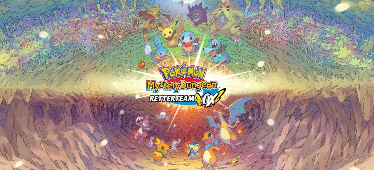 Pokémon Mystery Dungeon: Retterteam DX (Rollenspiel) von Nintendo, The Pokémon Company