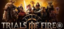 Trials of Fire: Kartenbasierte Roguelite-Taktik kämpft sich aus dem Early Access
