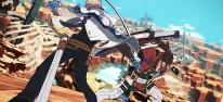 Guilty Gear (Arbeitstitel): Neues 2,5D-Kampfspiel für 2020 angekündigt
