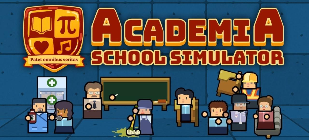 Academia: School Simulator (Simulation) von Squeaky Wheel Studio