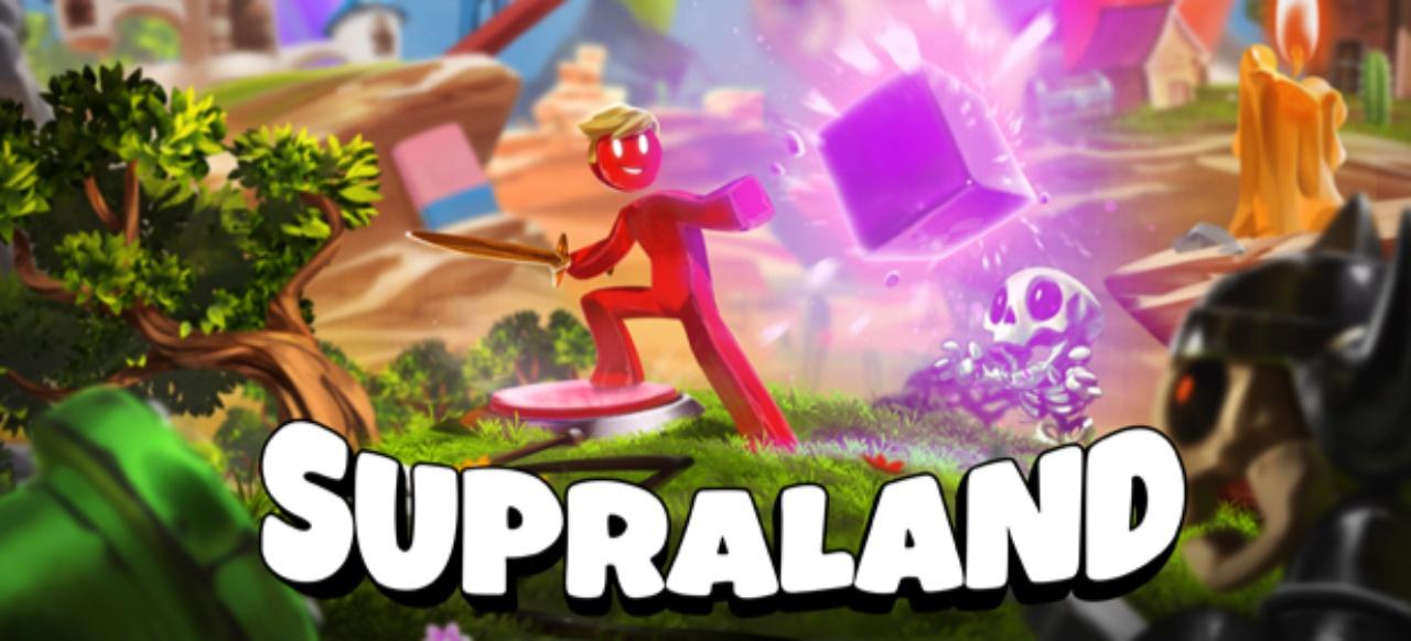 Supraland (Action-Adventure) von Supra Games / Humble Games (Konsolen)
