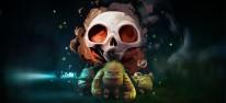 Skully: Der Totenschädel rollt, stampft und springt durch die Spielwelt