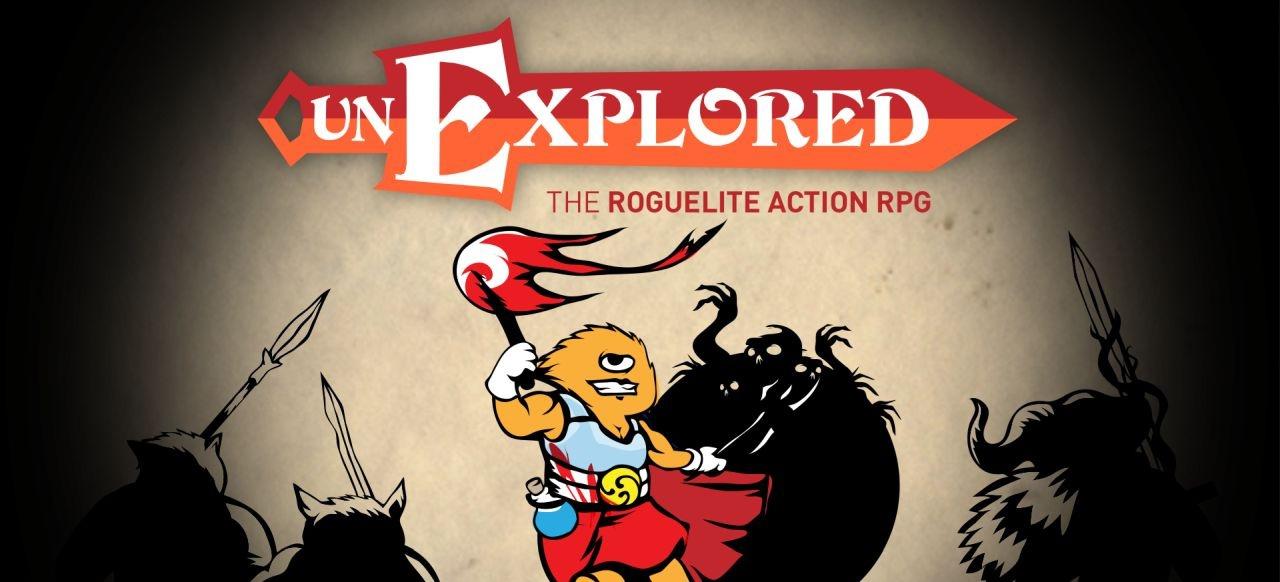 UnExplored (Rollenspiel) von Ludomotion / Digerati