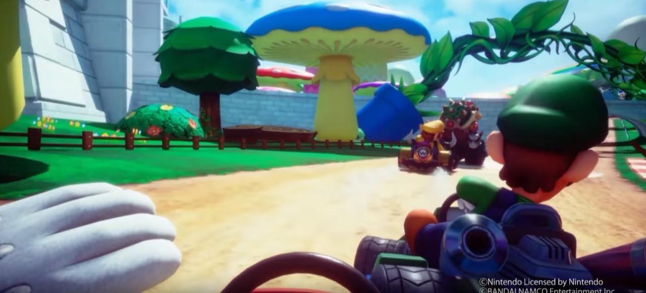 Mario Kart Arcade GP VR (Rennspiel) von Nintendo