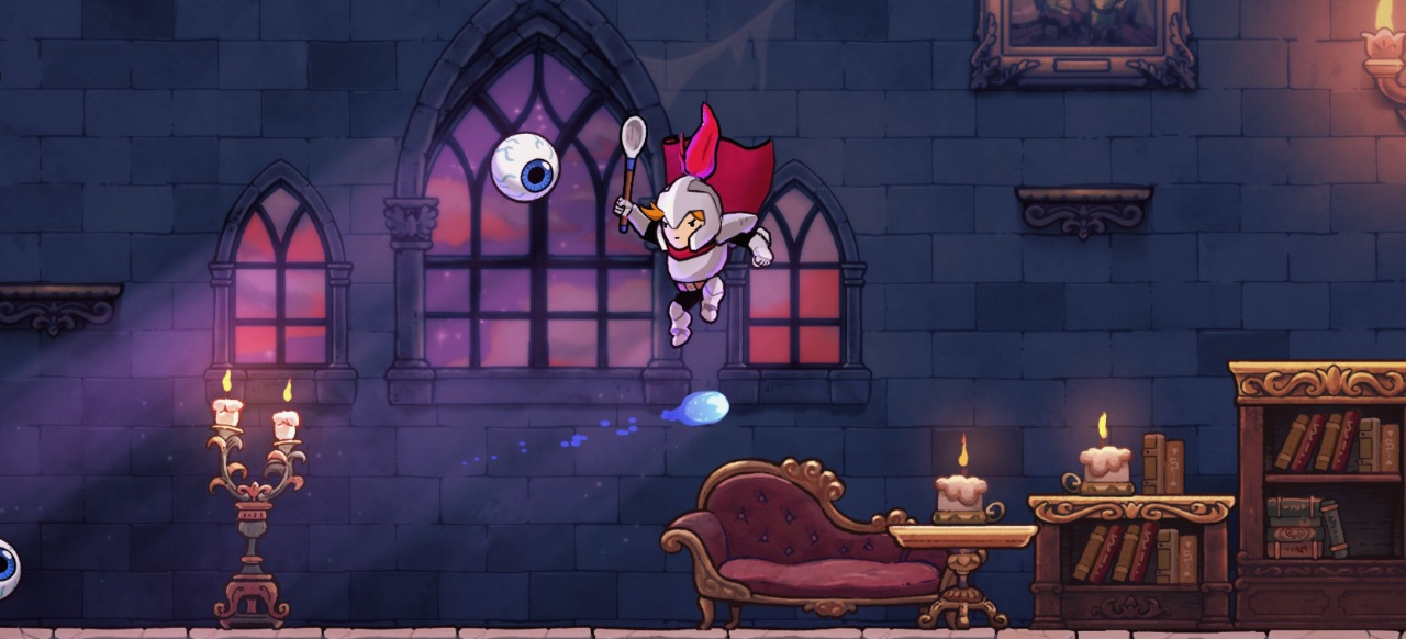 Rogue Legacy 2 (Plattformer) von Cellar Door Games