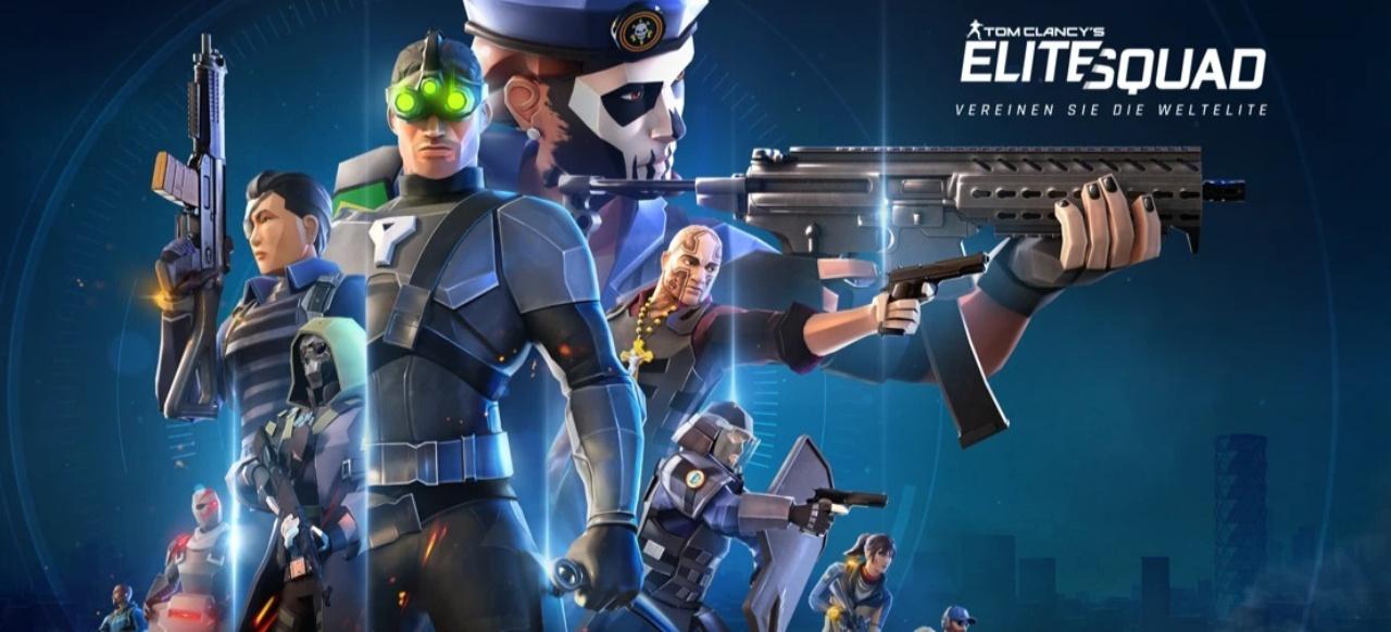 Tom Clancy's Elite Squad (Rollenspiel) von Ubisoft