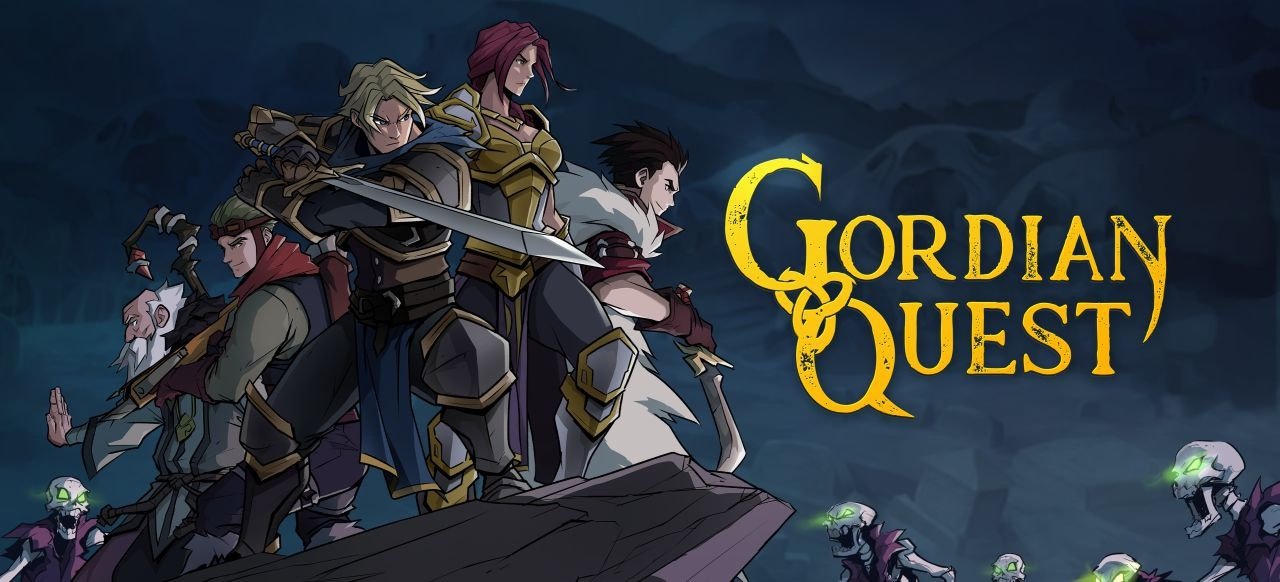 Gordian Quest (Taktik & Strategie) von Mixed Realms / Coconut Island Games