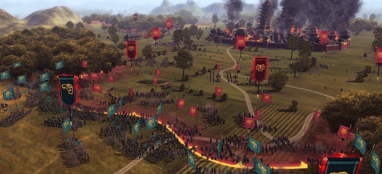 Oriental Empires (Taktik & Strategie) von Iceberg Interactive