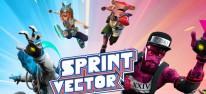 Sprint Vector: Parcours-Rennspiel düst im Februar auf Rift, Vive und PSVR