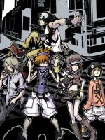 Alle Infos zu The World Ends with You (Switch)