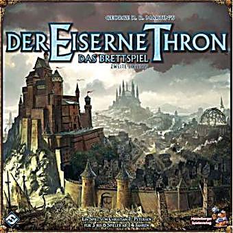 Alle Infos zu Der Eiserne Thron (Spielkultur)