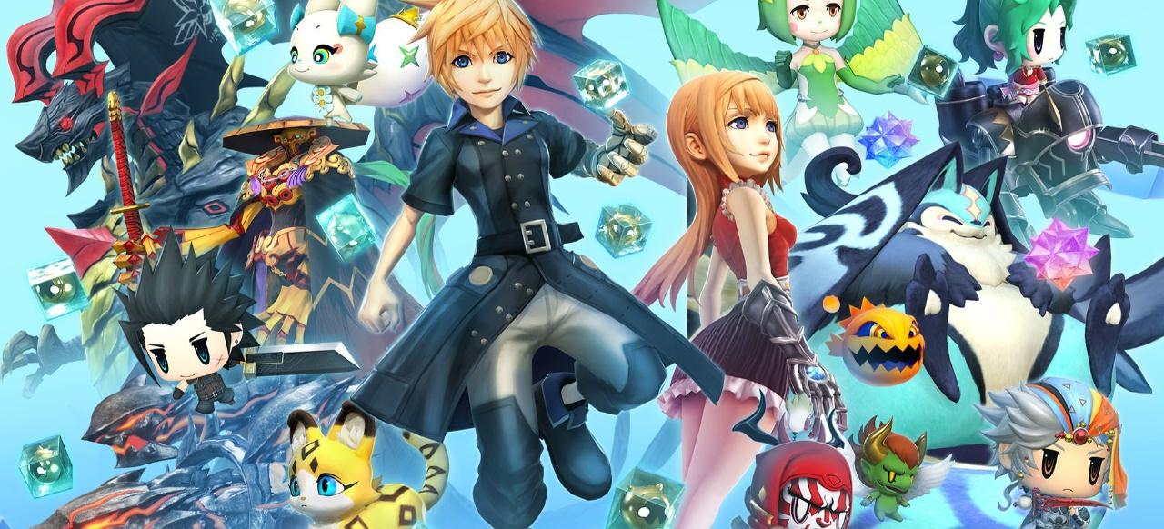World of Final Fantasy (Rollenspiel) von Square Enix