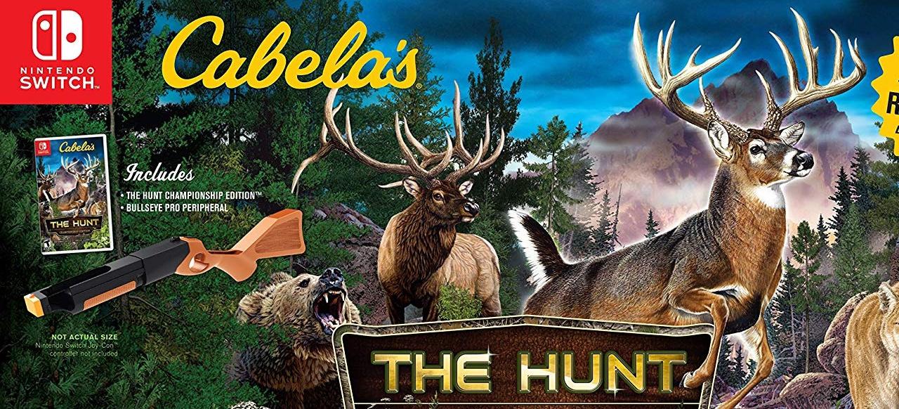 Cabela's The Hunt (Shooter) von Nintendo