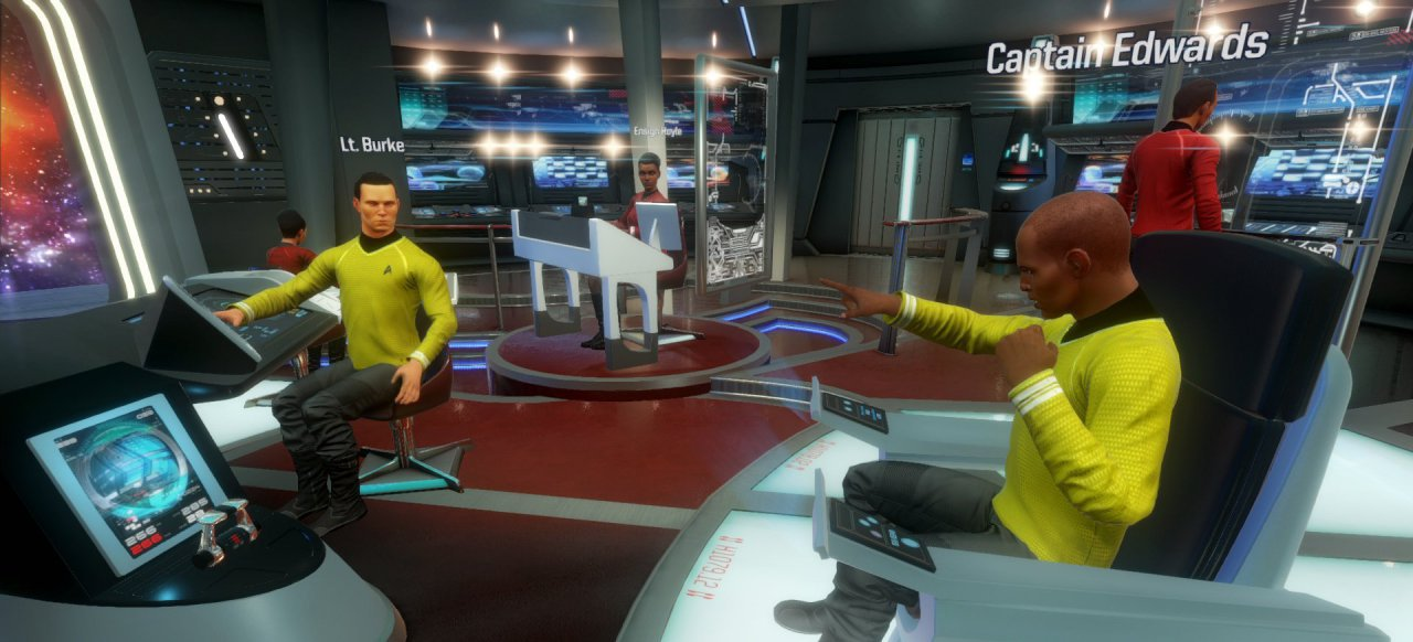Star Trek: Bridge Crew (Action) von Ubisoft