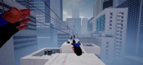 Stride: VR-Parcours im Stil von Mirror's Edge?