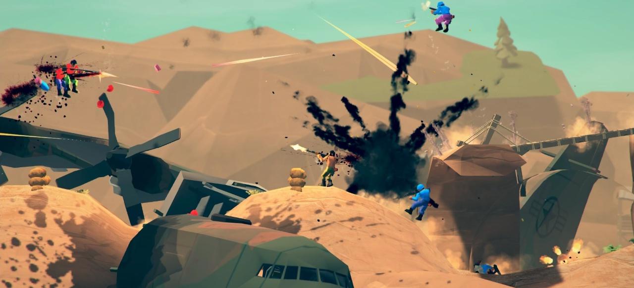 Soldat 2 (Plattformer) von Transhuman Design