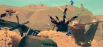 Soldat 2: Worms mit Militärbezug: 2,5D-Multiplayer-Shooter macht sich bereit für den Early Access