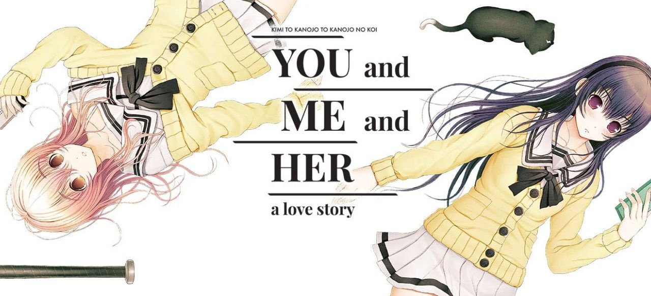 YOU and ME and HER: A Love Story (Adventure) von JAST USA