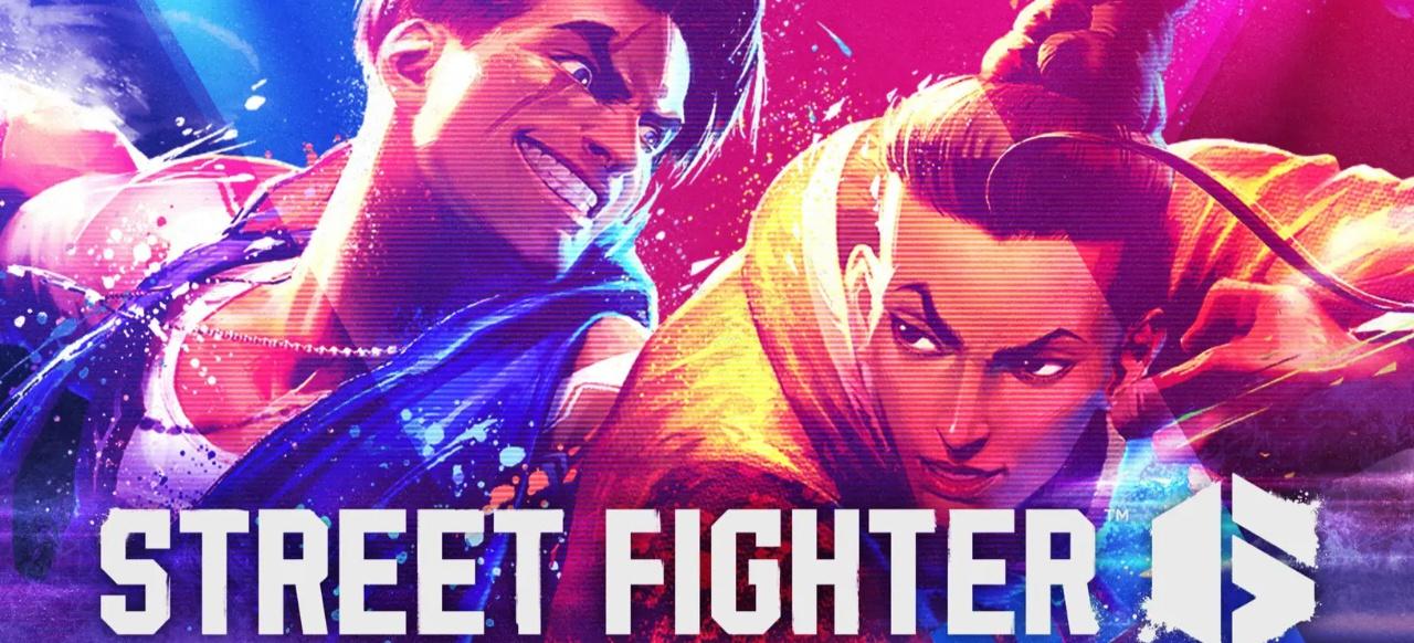 Street Fighter 6 (Prügeln & Kämpfen) von Capcom