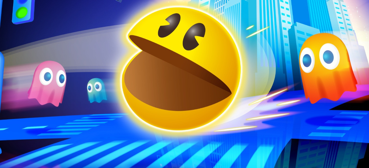 Pac-Man Geo (Arcade-Action) von Bandai Namco