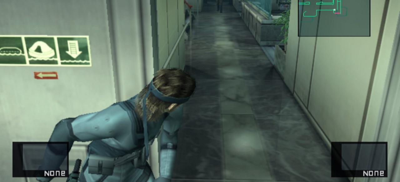 Metal Gear Solid (Action-Adventure) von Konami