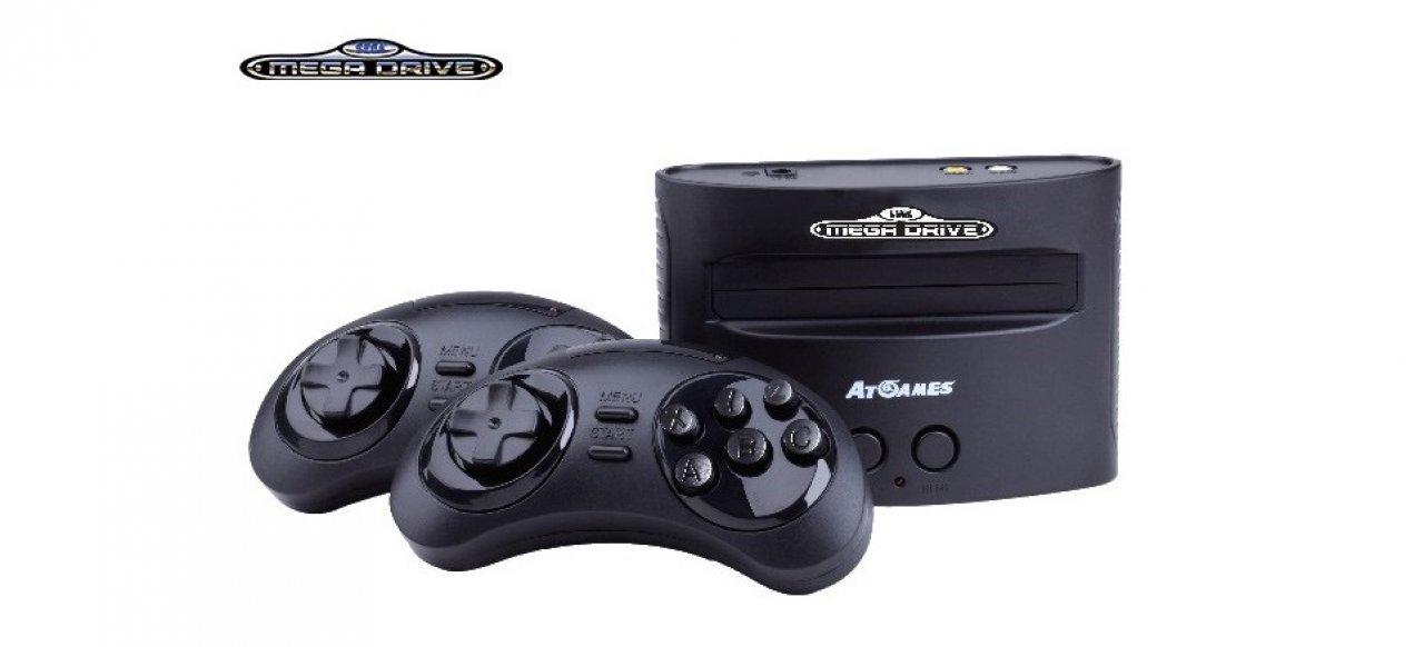 SEGA Mega Drive Classic Game Console (Hardware) von FunstockRetro