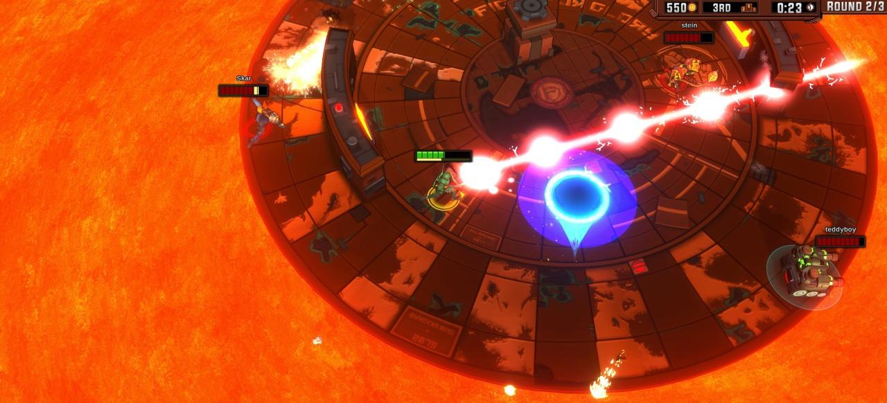 Corroded (Prügeln & Kämpfen) von Encircle Games