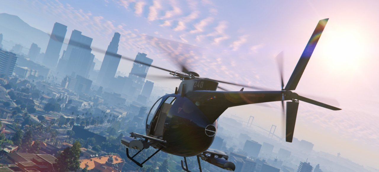 Grand Theft Auto 5 (Action) von Rockstar Games